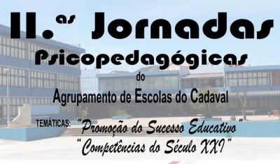 26NF2016 - II Jornadas Psico-pedagógicas do Cadaval