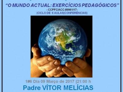 04NF2017 - O Mundo atual: Exercícios Pedagógicos