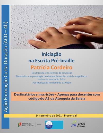 21NF2021 - Iniciação na Escrita Pré-braille
