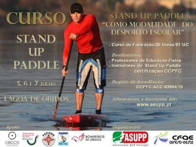 03NF2016 - O Stand Up Paddle como modalidade de Desporto Escolar