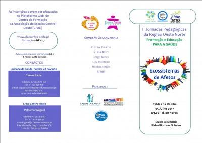 11NF2017 - Seminário Promoção e Educação para a Saúde