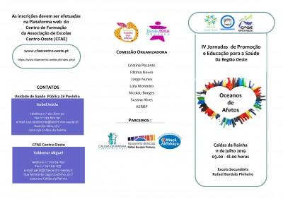 21NF2019 - Planos Locais de Saúde e Educação para a Saúde