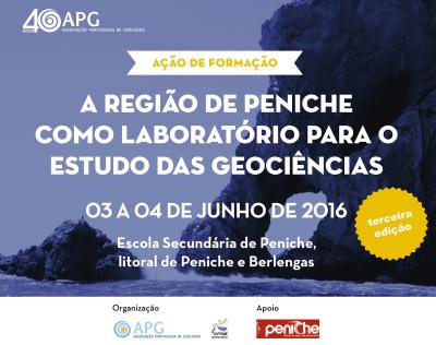 12NF2016 - A Região de Peniche como Laboratório para o estudo(Trabalho de Campo)das Geociências